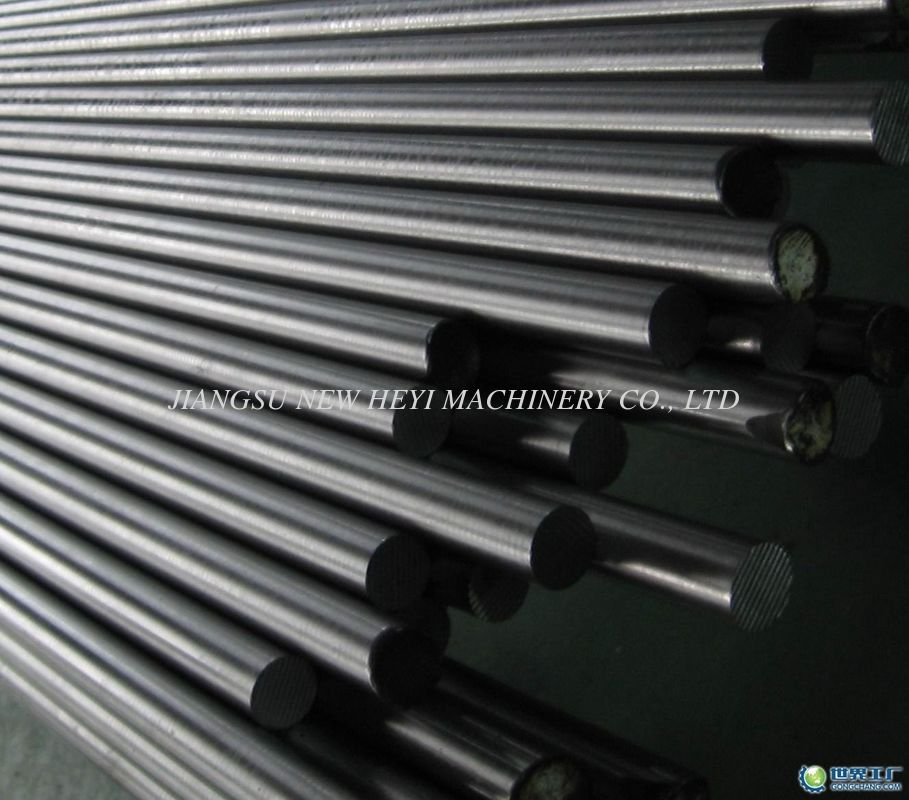 42CrMo4 40Cr CK45 Hydraulic Chrome Plated Induction Hardened  Bar, Hydraulic Cylinder Piston Rod